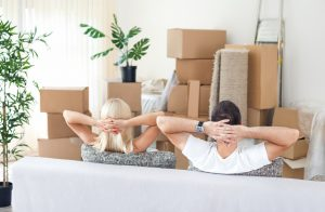 Stress-Free Moving