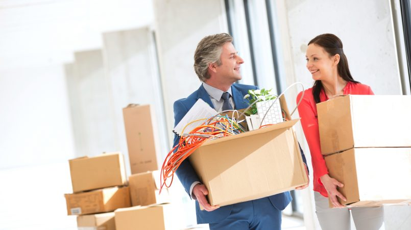 Top Tips for an Easy Office Relocation