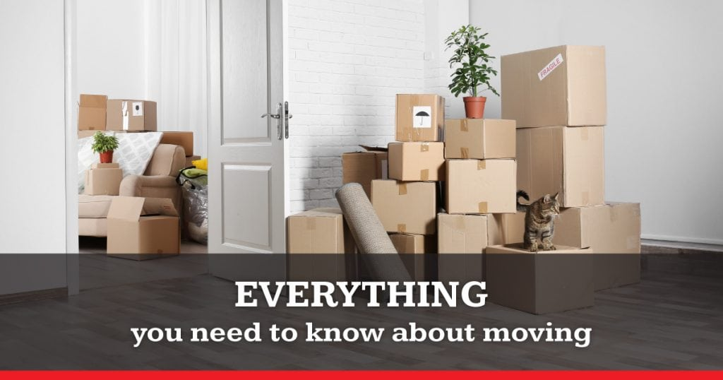 Moving FAQs – What You Need To Know