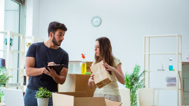 First Apartment Checklist – What You Need To Move In