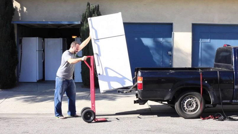 7 Tips For Moving A Fridge Safely