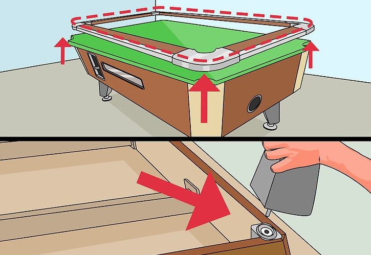How To Prepare Your Pool Table For Moving (The Right Way)