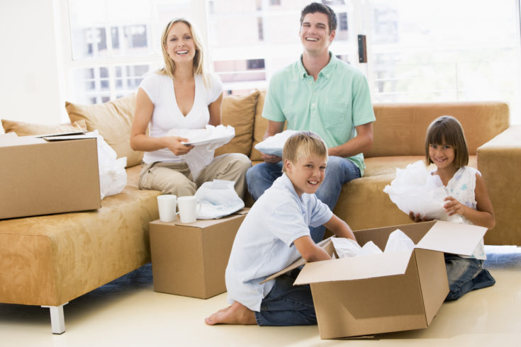 How To Help Your Children Adjust To A New Home
