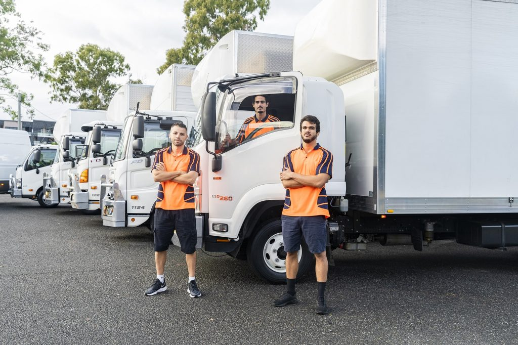 Removalists East Melbourne