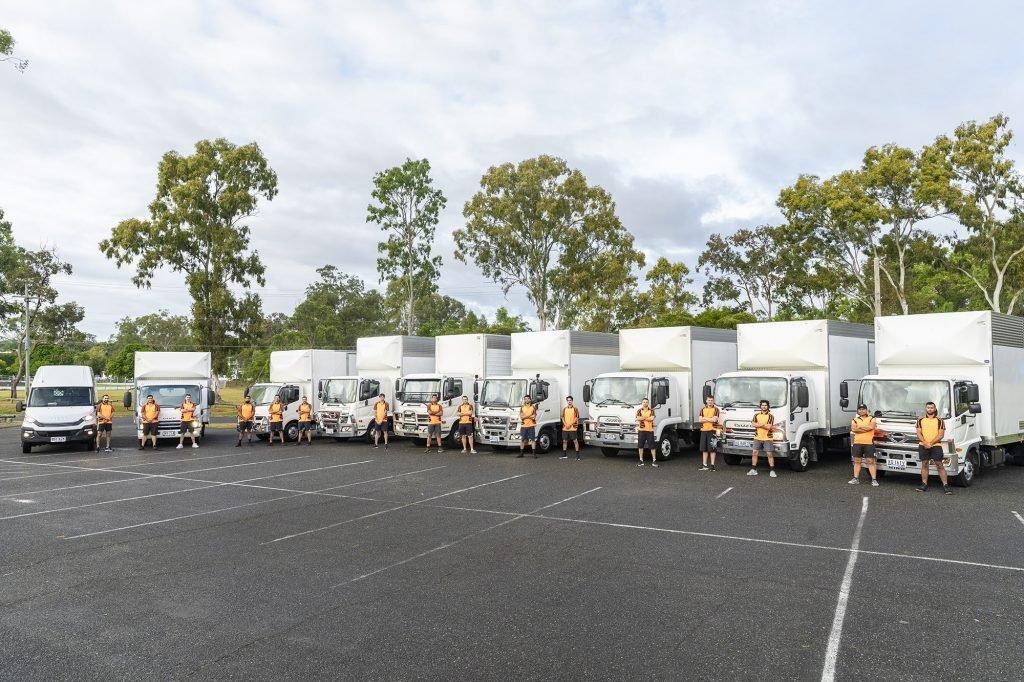 removalists sydney to gold coast