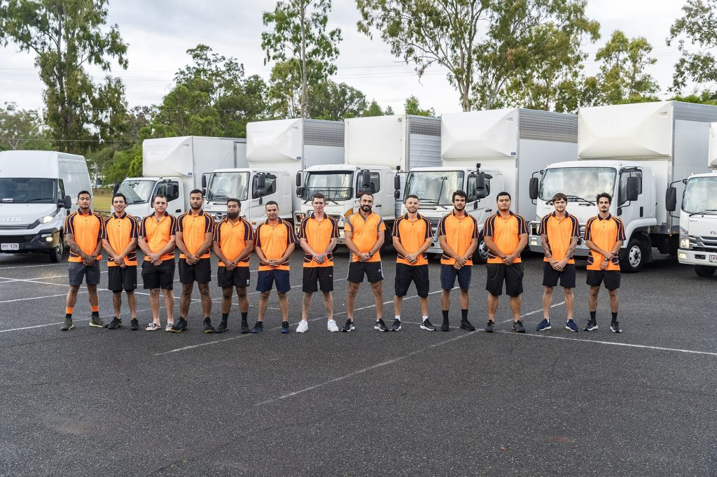 Interstate removalists Sydney to Bisbane