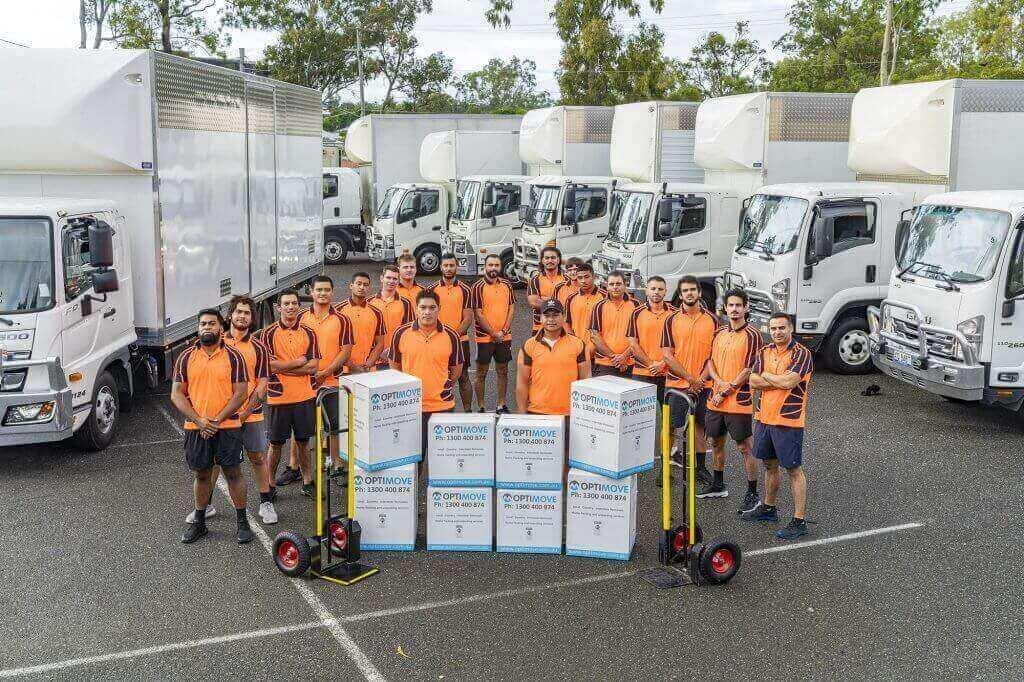 Full-Service removalist company