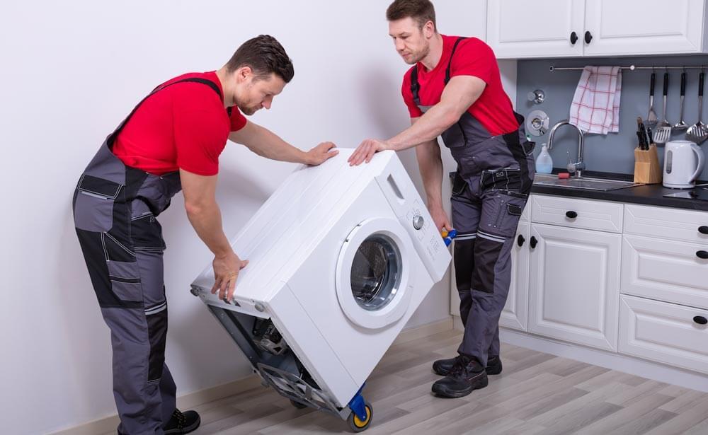 washing machine movers